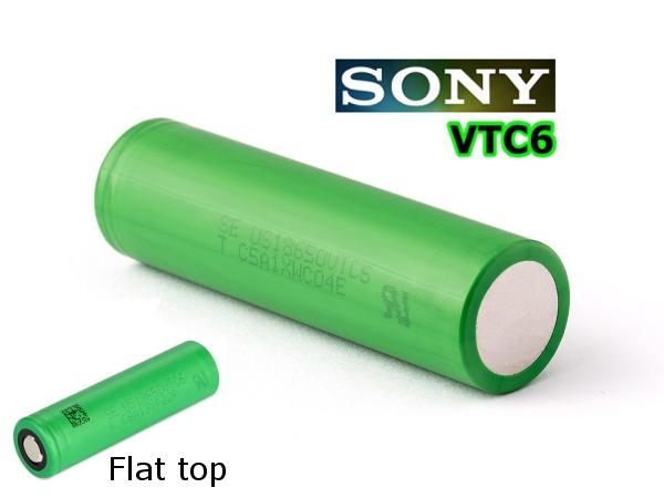 Batería Sony VTC6 18650 3120mAh