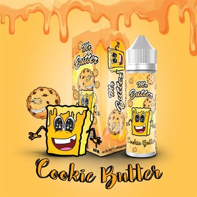 Mr. Butter Cookie