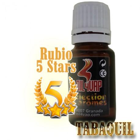 Aroma OLI4VAP Tabaco Rubio 5 Stars