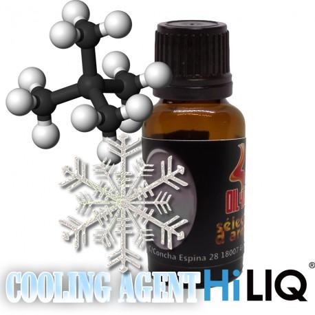 Molécula OIL4VAP Cooling Agent (By Hiliq)