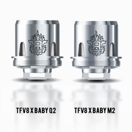 SMOK TFV8 X BABY Q2 0,4 ohm