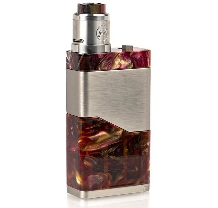 Luxotic NC Kit + Guillotine V2 RDA WISMEC