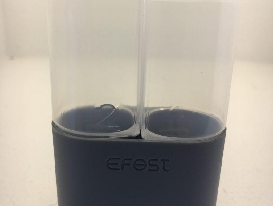Funda baterías EFEST 2x18650