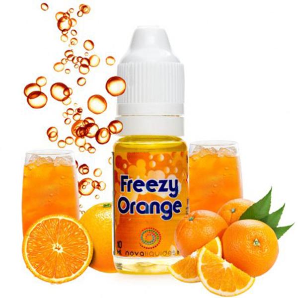 Freezy Orange Nova Liquides