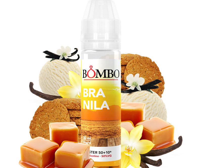 Bombo Branila 50ml BOOSTER MIX SERIES