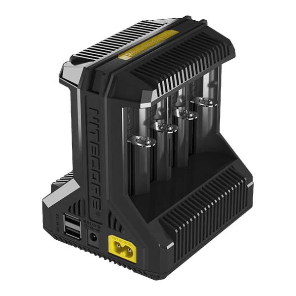 CARGADOR NITECORE INTELLICHARGER I8