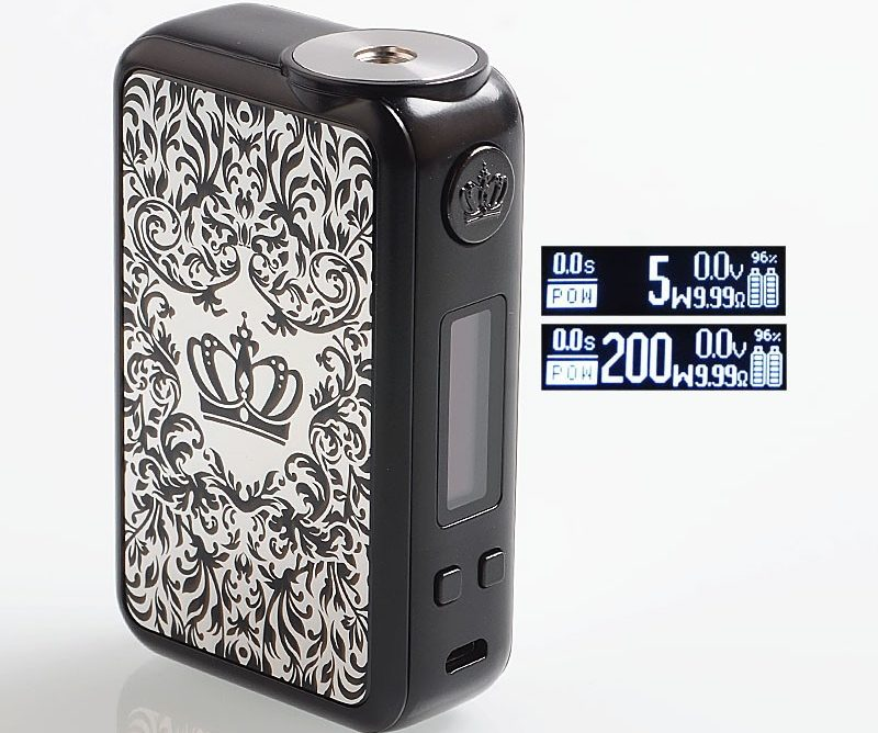 CROWN IV 200W - UWELL