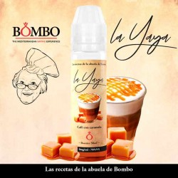CAFÉ CON CARAMELO LA YAYA - BOMBO