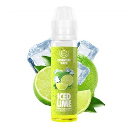 ICED LIME - ESSENTIAL VAPE BY BOMBO
