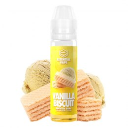 VANILLA BISCUIT - ESSENTIAL VAPE BY BOMBO