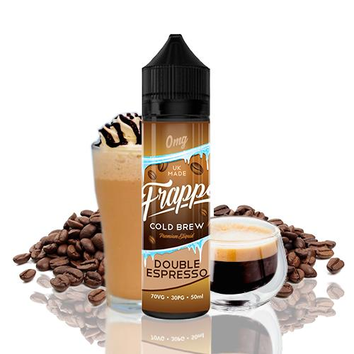 FRAPPE COLD BREW DOUBLE ESSPRESO - PANCAKE FACTORY
