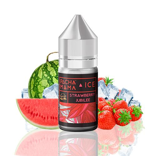 AROMA STRAWBERRY JUBILEE 30ML - PACHAMAMA ICE