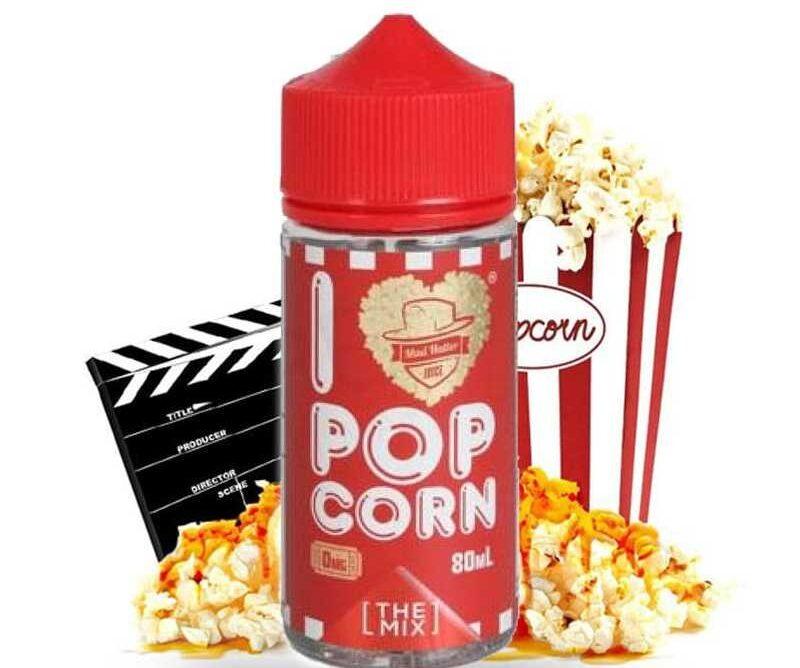 I LOVE POPCORN - MAD HATTER