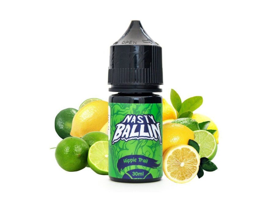 NASTY JUICE / AROMA / HIPPIE TRAIL 30ML