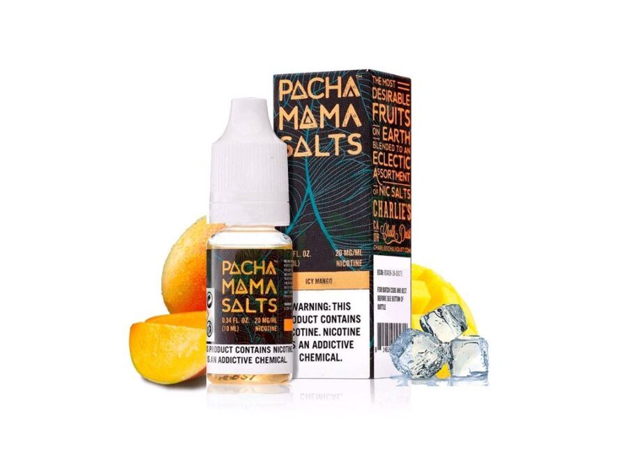 ICE MANGO SALTS - PACHAMAMA