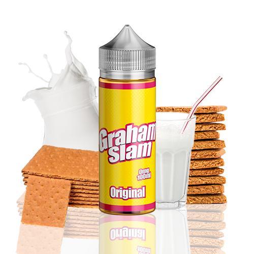 GRAHAM SLAM ORIGINAL / THE MAMASAN / 100ML