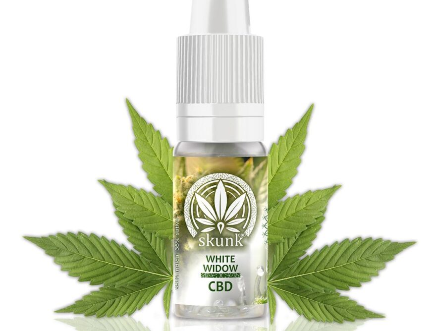 WHITE WIDOW - SKUNK - CBD - 500MG 10ML