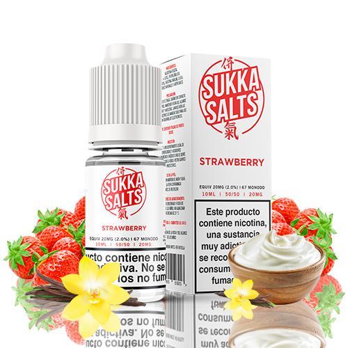 STRAWBERRY - SUKKA SALTS