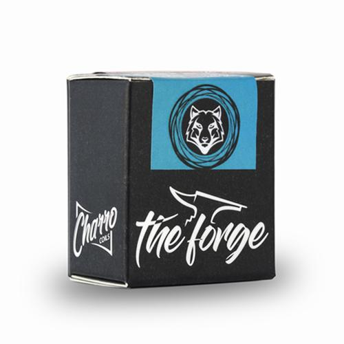 WHITE WOLF SINGLE 0,25 OHM - CHARRO COILS - THE FORGE ( Pack 2 )