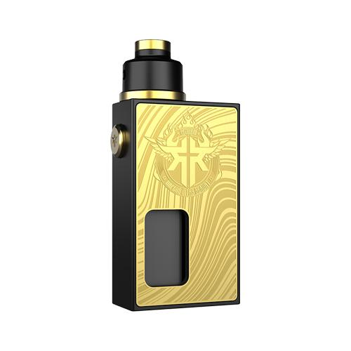 REQUIEM BF KIT - by EL MONO VAPEADOR - CRAFTSMAN BRASS - PREVENTA