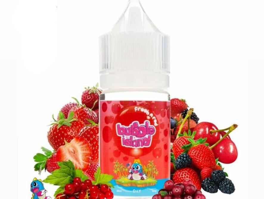 Aroma Bubble Island Fresh n Red 30ML